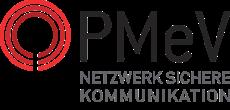 BProfessioneller Mobilfunk e.V. (PMeV) Logo